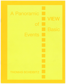 Thomas Scheibitz - A Panoramic View of Basic Events